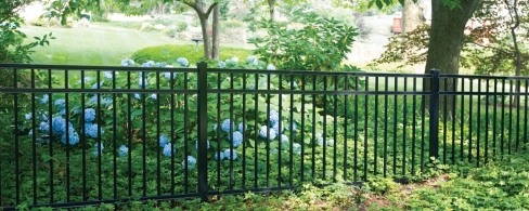 4ft Aluminum Fence