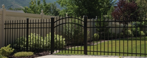 Aluminum Decorative FenceAluminum Decorative Fence