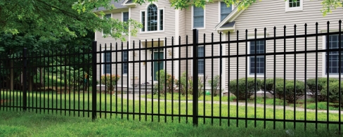 Black Aluminum Pool FenceBlack Aluminum Pool Fence