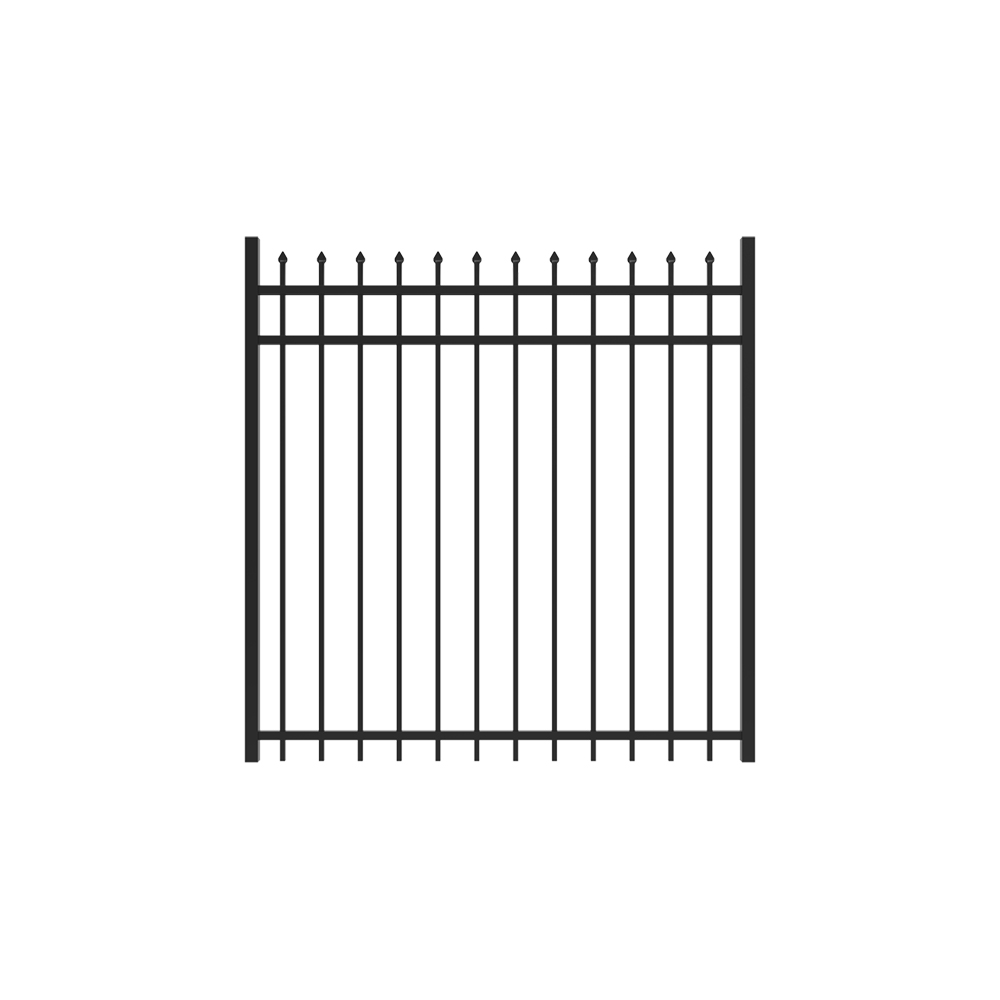 5' x 5' Marble Straight Gate