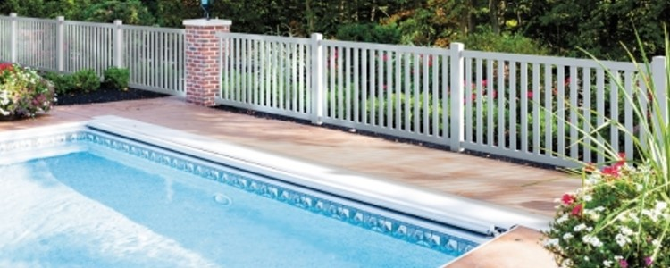 Greenbrier Vinyl Fence