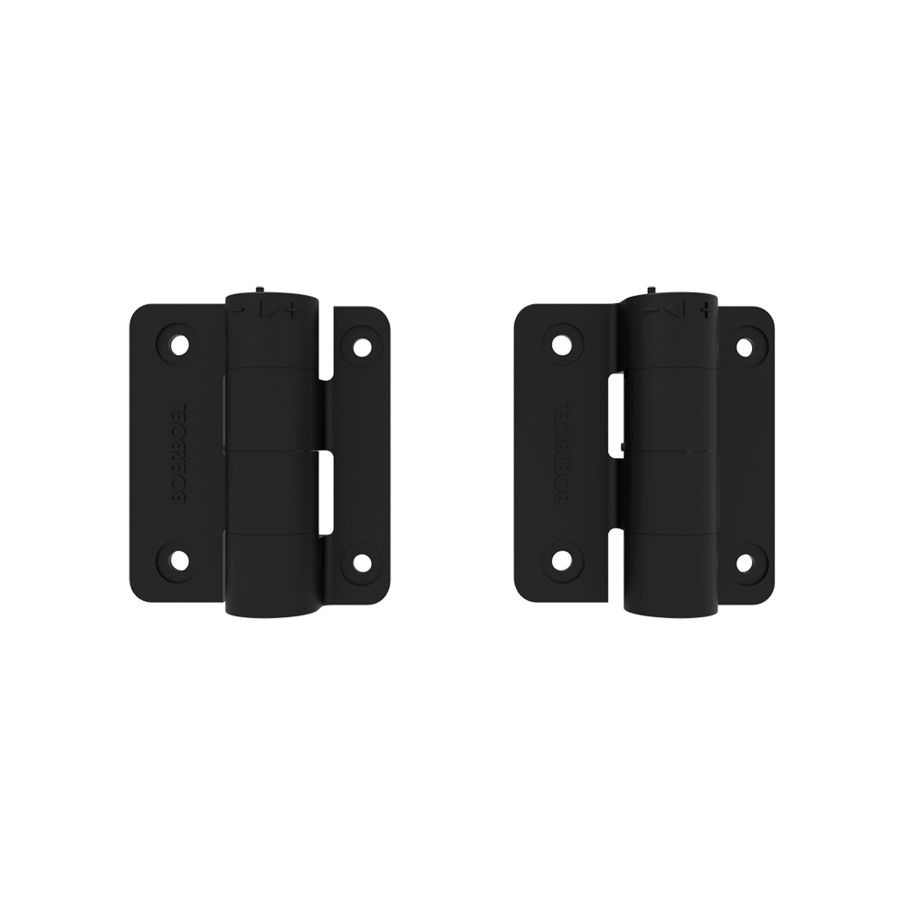Boerboel® Compact Butterfly Hinge - 1'' or Higher Upright