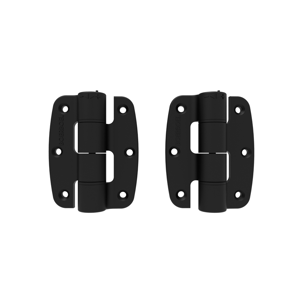 Boerboel® Compact Polymer Butterfly Hinge