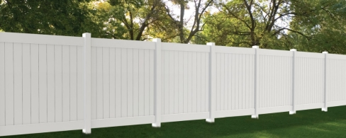 Brown Vinyl FenceBrown Vinyl FenceBrown Vinyl Fence